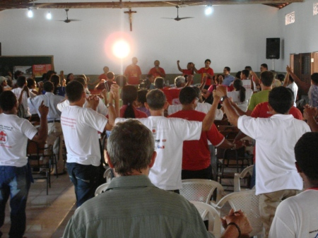 Canto e oração também clamam por justiça de verdade no Maranhão